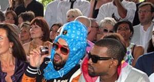 Kanye West Boyfriend Taz Arnold