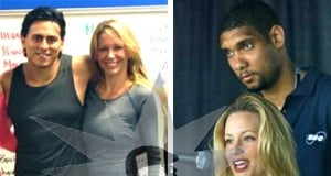 Tim Duncan's Cheating Wife Amy - Gil Urbano
