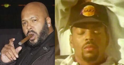 Suge Knight Served D.O.C. Drugs Before The Rapper's Near Fatal Car Crash!