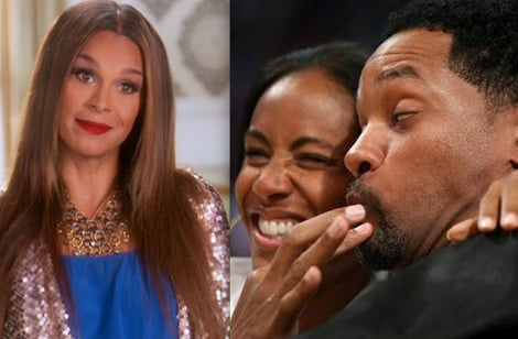 Will Smith Wife 1 vs. Wife 2