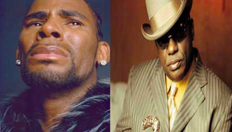 R Kelly Stiffed Ron Isley