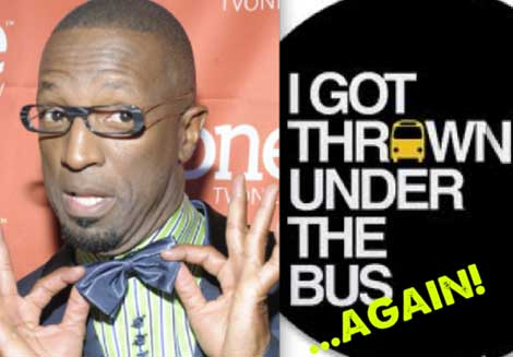 Rickey Smiley Exposed Again
