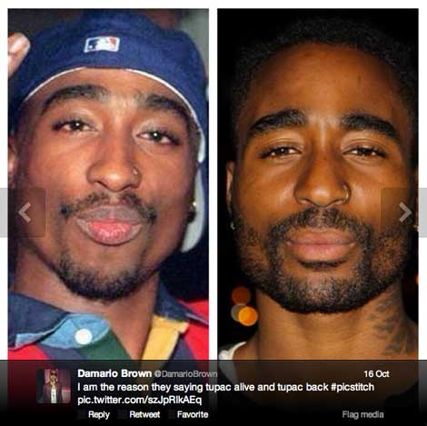 What Would Tupac Shakur Look Like Now  YouTube