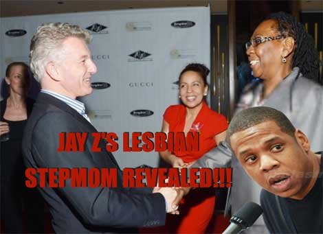 Jay Z Lesbian Mother Gloria Revealed
