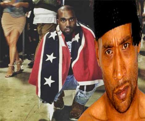 Lord Jamar vs. Confederate Kanye West