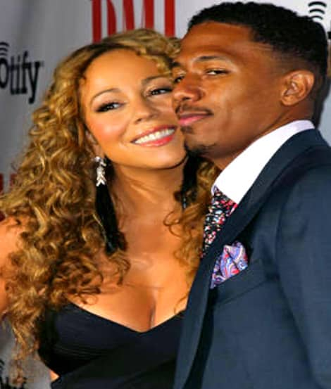 Mariah Carey & Nick Cannon Seperated