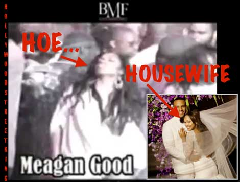Meagan Good Ho'in for BMF