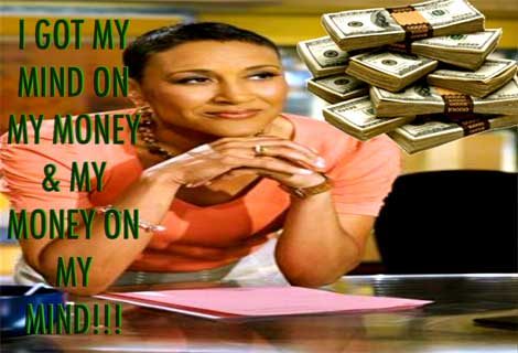 Robin Roberts Contract Negotiations