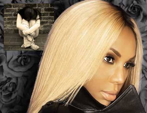 Tamar Braxton History of Abused