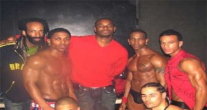Tyson Beckford is Gay