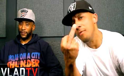 Lord Jamar vs. Gay Rappers Gay Agenda