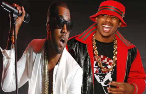 Nick Cannon vs. Kanye West