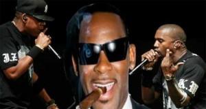 Jay Z's Black R Kelly Panties