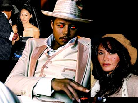 Terrence Howard Marries Jumpoff