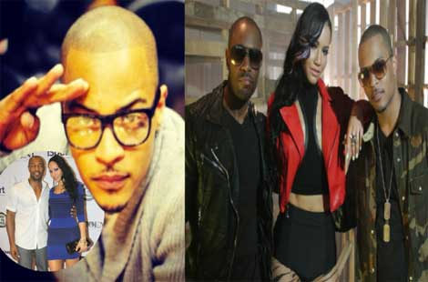 T.I. Took Tank's Girlfriend