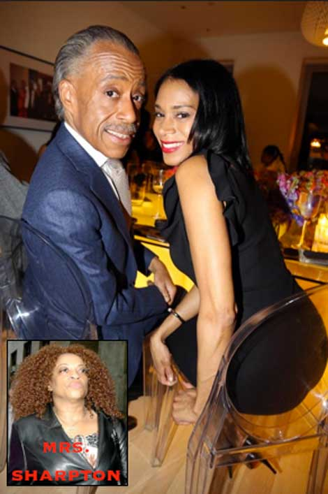 Al Sharpton Mistress Aisha McShaw Exposed