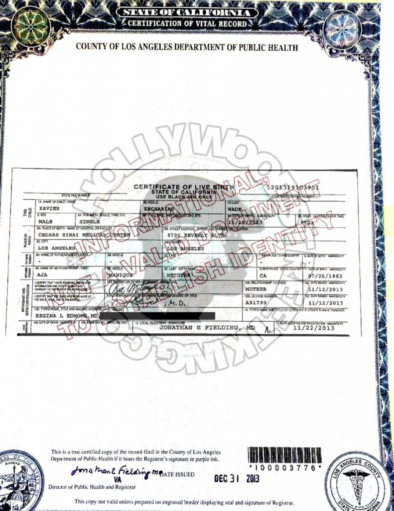 Dwyane wades newest baby momma is poppin off dwayne wade baby birth certificate aiddatafo Image collections