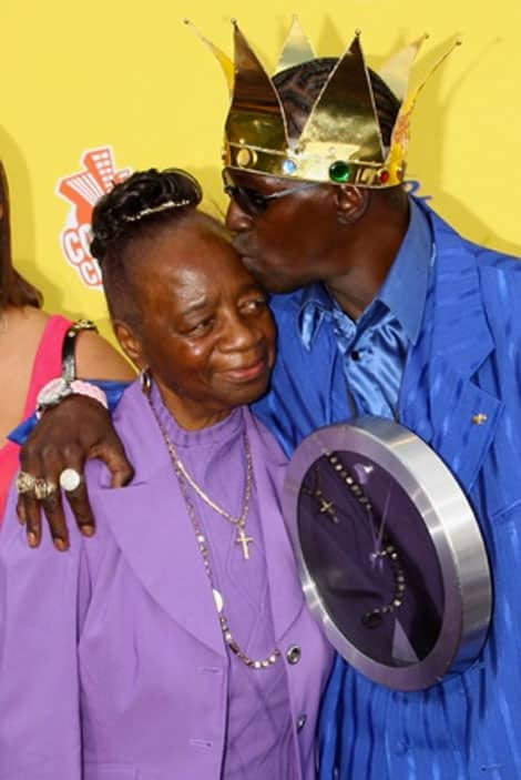 Flava Flav S Mother Anna Drayton Has Passed Away