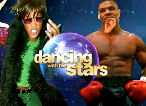 Dancing with Mike Tyson & Naomi Campbell