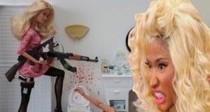 Nicki Minaj Murderer