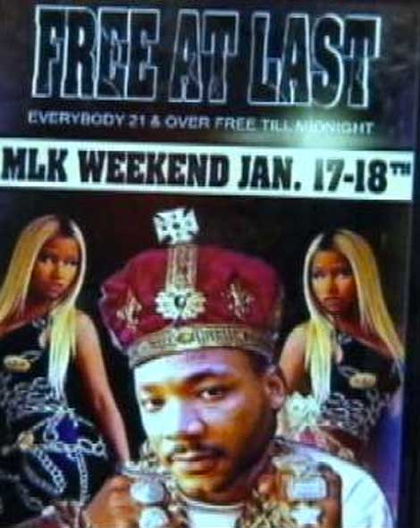 Twerk Fest for MLK Day