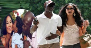 Djimon Hounsou & Kimora Never Married