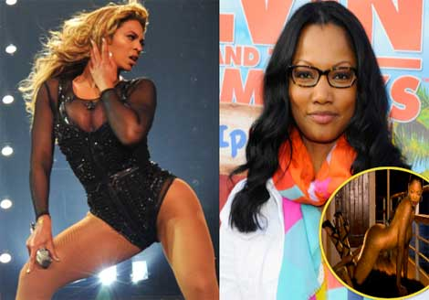 Garcelle Beauvais vs. Beyonce