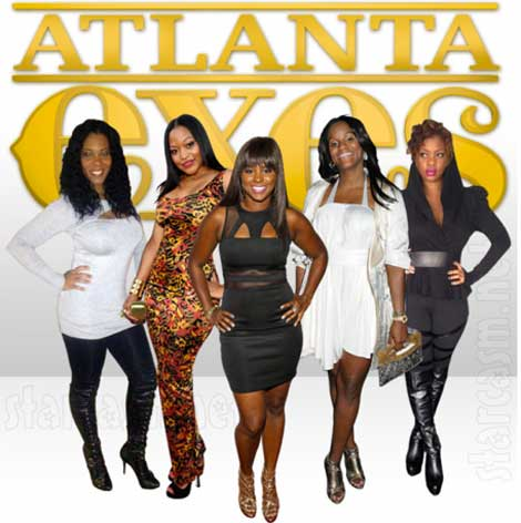 Atlanta Exes Play for Press