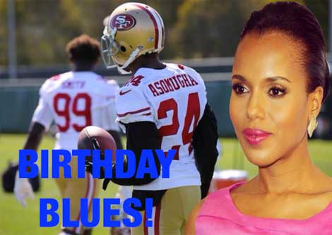 Kerry Washington Birthday Blues