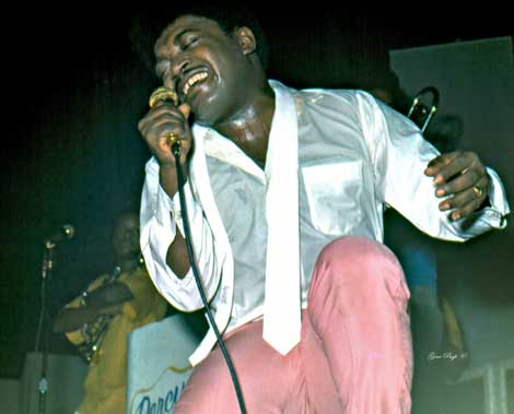 Percy Sledge Cancer Diagnosis