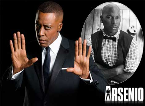 Tyrese vs. Arsenio Hall