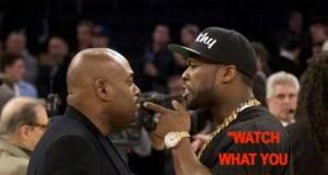 50 Cent Steve Stout Fight