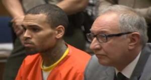 Chris Brown Prison Orange