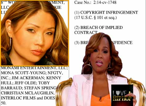 Love & Hiphop Lawsuit