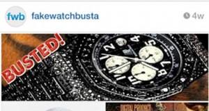 Rick Ross Fake Watch