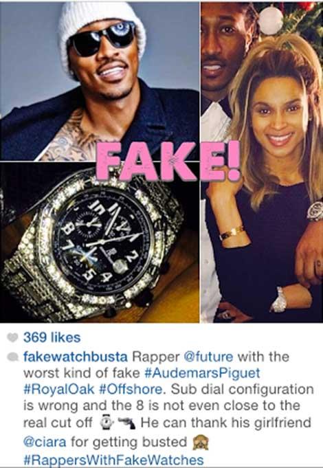 Rapper Rick Ross, Future & Soulja Boy Make Rappers W/ Fake
