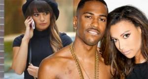 Big Sean Cheated: Lea Michelle