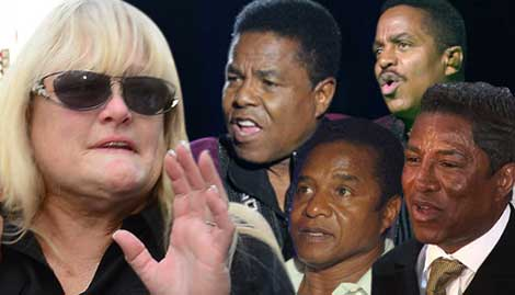 Debbie Rowe vs The Jacksons
