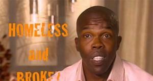NBA: Eric Williams Broke & Homeless