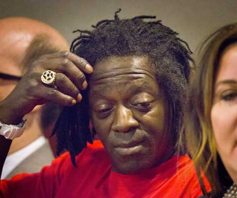 Flava Flav Plea Deal