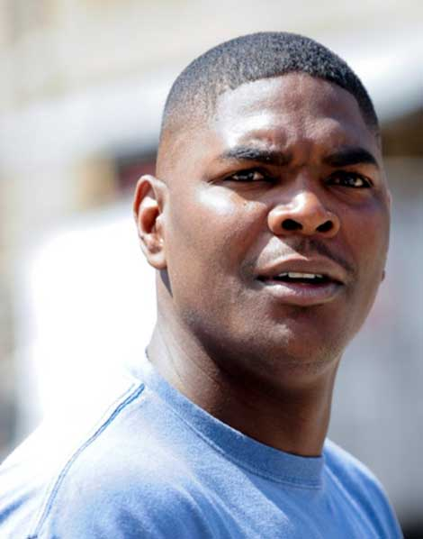 Keyshawn Johnson Battery Arrest