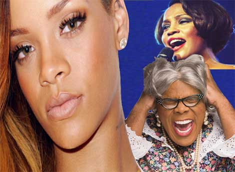 Rihanna vs. Tyler Perry