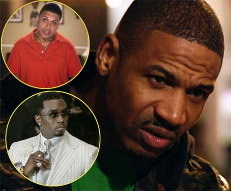 Stevie J's Child Support Court Drama