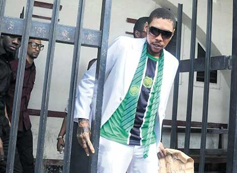 Vybz Kartel Turned Snitch