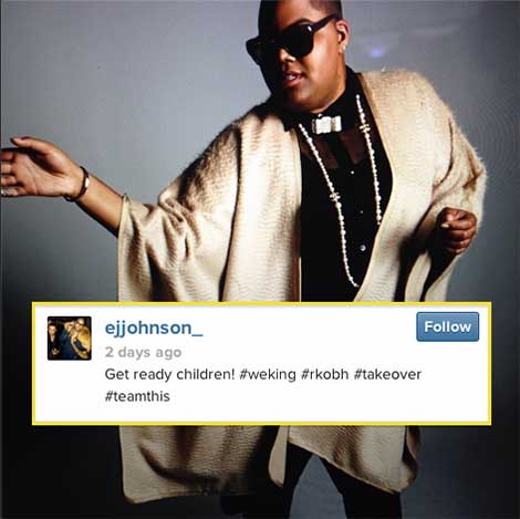 EJ Johnson Fashion Police