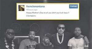 BEEF: French Montana vs The Game
