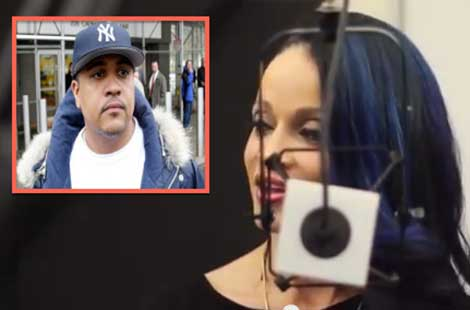 Charli Baltimore vs Irv Gotti