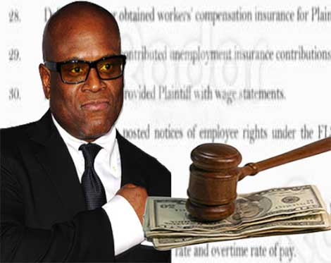 LA Reid Gender Discrimination