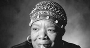 Maya Angelou is dead