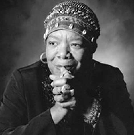 Maya Angelou is dead